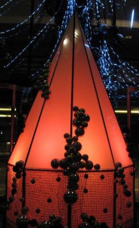 Décoration de Noël (2) au Méridien