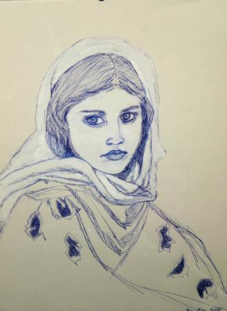 Petite Afghane (variation)
