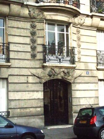 Les portes  d'entrée du 14ème