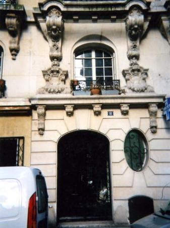 8, rue Ernest Cresson
