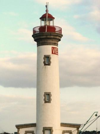 le phare de Saint-Nazaire photos Marie Belin