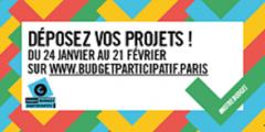 budget participatif à paris