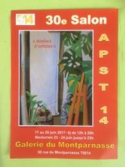 association des peintres et sculpteurs témoins du 14ème,galerie du montparnasse,marie-lize gall,anne lambert