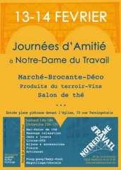 Affiche des journées d' Amitié de Notre-Dame du Travail 13 et 14 fév 2010.JPG
