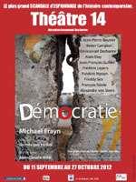 Democratie de michael Frayn affiche.jpg