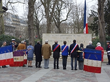 commémoration au monument aux morts du 14ème.jpg