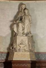 Notre- Dame du Travail  la vierge à l'enfant.jpg