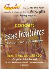 Concert à Saint Bernard 11 novembre 2017 Choeur de femmes  Amarylls.jpeg
