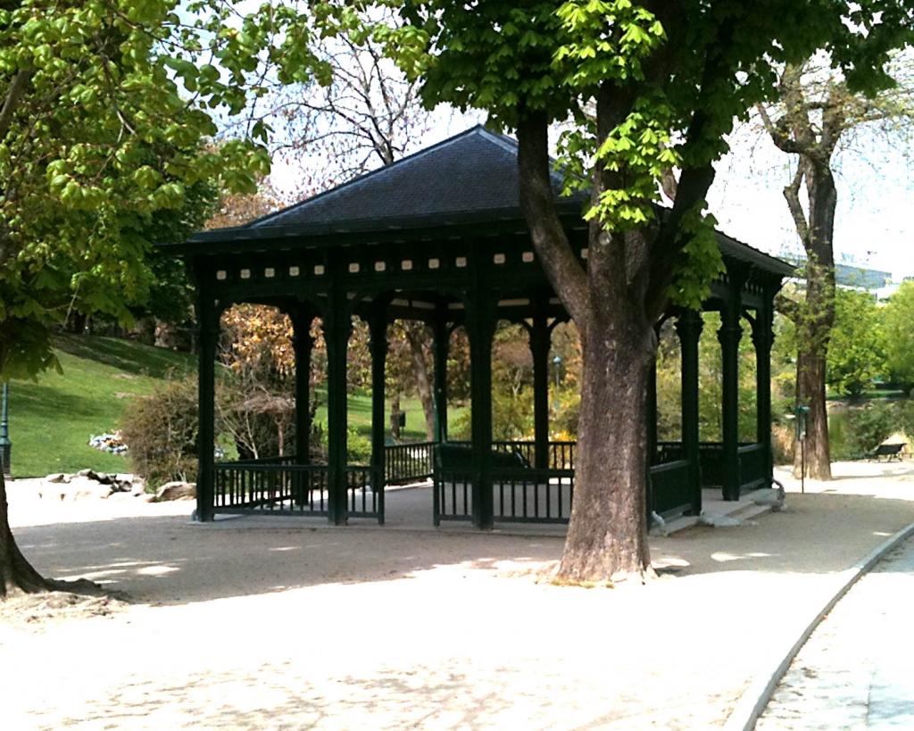Kiosque Jardin Public ~ Sussac.info = Conception D\'inspiration de ...