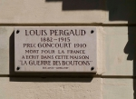 rue Marguerin Plaque Immeuble Louis Pergaud Paris.jpg