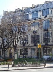 Rue Campagne Premiere 31bis immeuble André Arfvidson.JPG