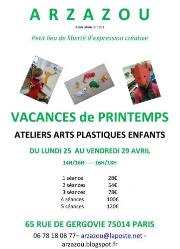 Arzazou ateliers pour enfants du 25 au 29 avril.jpg