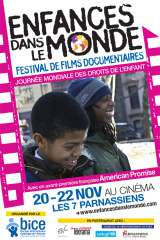 Enfances du monde Festival de films documentaires affiche2013.jpg