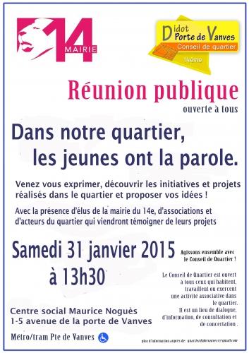 conseil de quartier Didot Porte de Vanves 31 janvier 2015.jpg