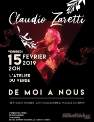 claudio zaretti,atelier du verbe 17 rue gassendi 75014