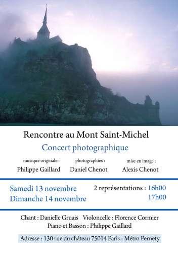 Rencontre au Mont Saint Michel photos de Daniel Chenot.JPG