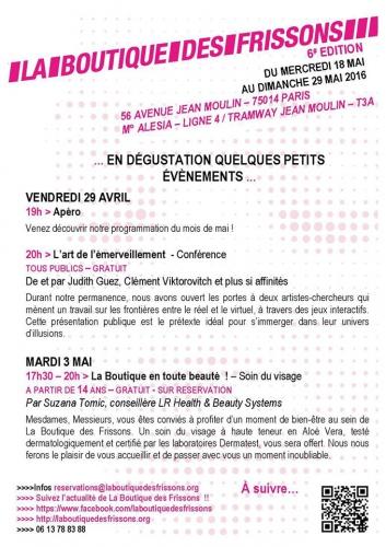la Boutique des Frissons 29 avrl et 3 mai 2016.jpg