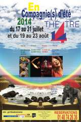théâtre 14,compagnie grrr