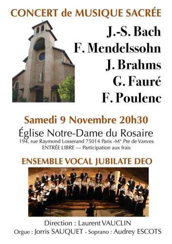 concert de l'ensemble vocal jubilate Deo 9 novembre à Notre-Dame du Rosaire.jpg