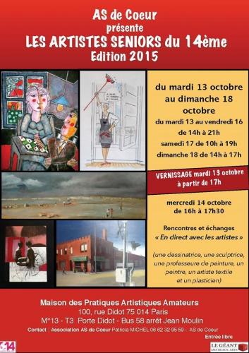 artistes seniors du 14 ème expo du 13 octobre au dimanche 18 octobre.jpg