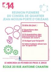 Conseil de Quartier Jean Moulin Porte d' orléans 20fev 2019.jpg