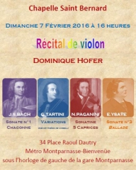 Chapelle Saint Bernard concert dominique-hofer-recital-de-violon 7 février 2016.jpg