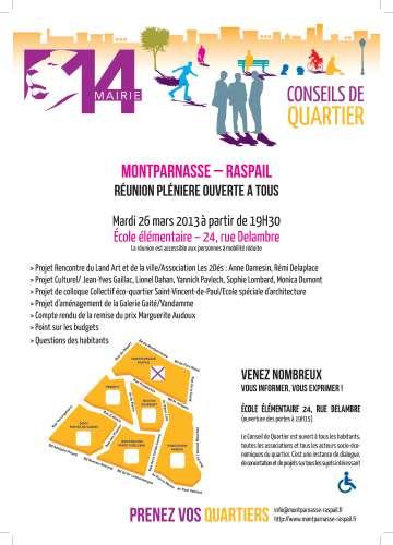 montmarnasse-raspail,75014,paris 14e,conseil de quartier