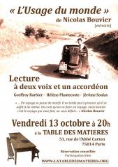 la Table des matières 13 oct 2017 Lecture à 2 voix et accordéon.jpg