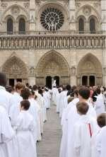 ordination sacerdotale,notre- dame de paris
