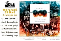 le livre ecarlate 23 mai 2018 concert groupe 16PAC sortie album evening songs.jpg