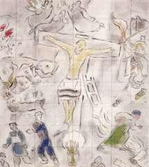 art culture et foi,marc chagall,sylvie Bethmont,saint pierre de montrouge, la voix, la voix du 14e