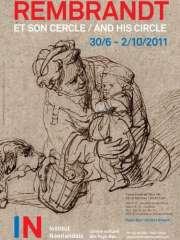 Expo  Rembrandt à l' Institut Néerlandais.JPG