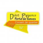 Conseil de quartier Didot Plaisance Porte de Vanves Paris 14