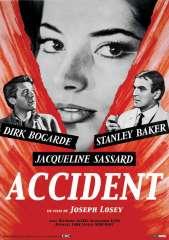 Accident de Losey affiche.jpg