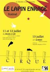 festival de cirque au Moulin à Café 11-12- 13 juillet 2014 le lapin enragé.jpg