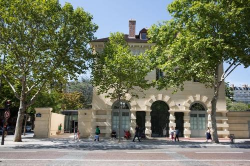 le musée de la libération de paris musée du général Leclerc musée jean Moulin dans un pavillon ledoux.jpg