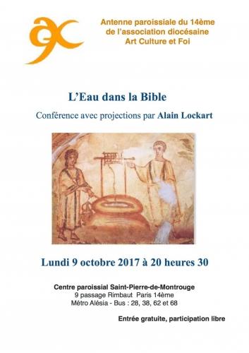 Conférence Art Culture et Foi 9 octobre 2017 l'eau dans la Bible.jpg