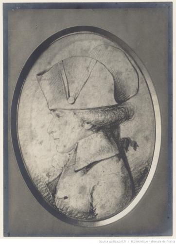 Bernard Sarrette dessin réalisé par  Isabey.JPEG