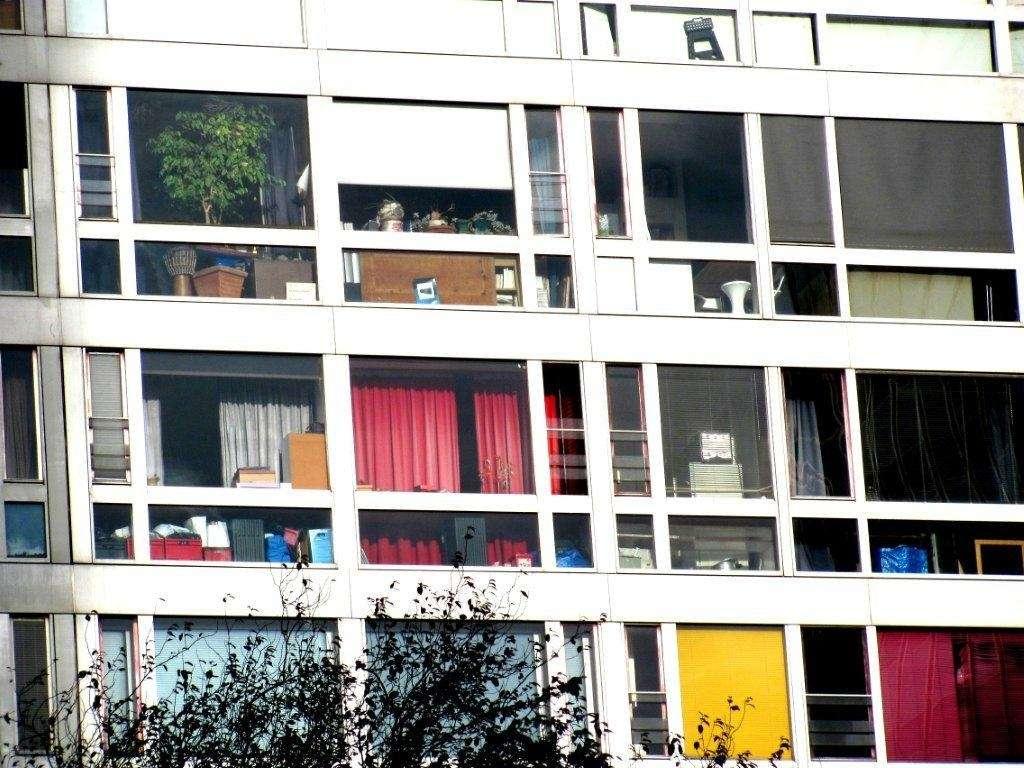 Hommage jean dubuisson architecte des immeubles de la rue du commandant mo - Jean dubuisson architecte ...