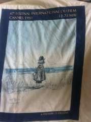 festival de Cannes 1994Tshirt  La Strada Gelsonima devant la mer dernière scène du film photo Marie Belin.jpg