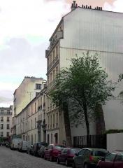 rue Roger en direction de la rue Daguerre.JPG