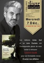 Le livre Ecarlate 7 décembre Laurent Gaudé.jpg