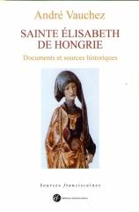 Sainte Elisabeth de Hongrie de André Vauchez.jpg