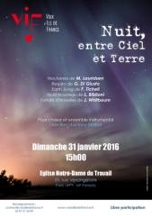 Les Voix d'Île-de-France , Juliana Sula, Luciano Bibiloni