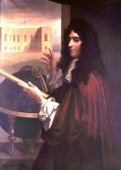 Cassini jean- dominique le 1 er  directeur de l'observatoire 1669.jpg