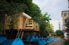 camping à paris