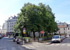 conseil de quartier montparnasse- raspail,square baston baty