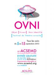5 au 15 septembre festival de théâtre à l'ACSEMD Objet-vivant-Non-Identifié-ACSEMD.png