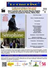 Ciné-Kino, conseil de quartier Porte de Vanves