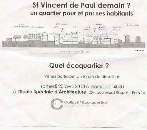 quartier saint vincent  de paul